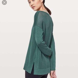 Lululemon Well Being Sweater